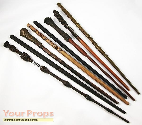 Harry potter and the order of the phoenix dumbledore 39 s for Dumbledore wand replica