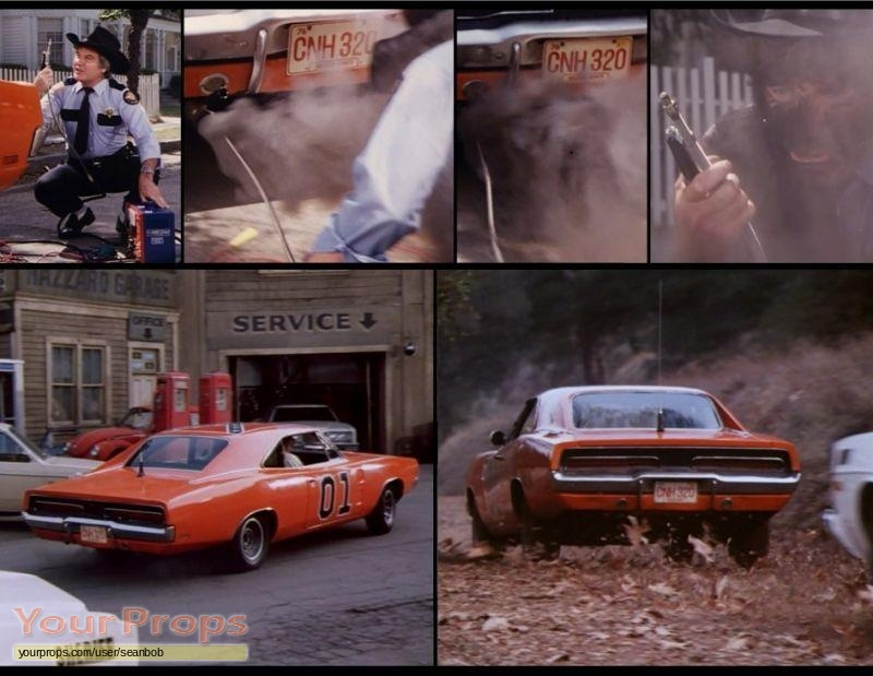 General Lee Dukes of Hazzard TV Show