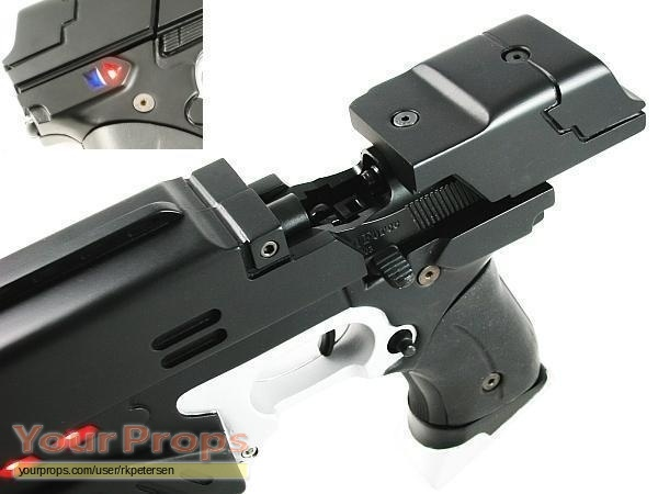 Judge Dredd Lawgiver Replica Prop Weapon