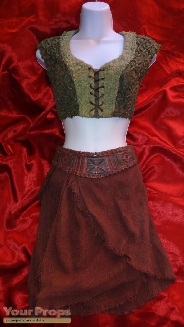 Xena Warrior Princess Gabrielle Costume
