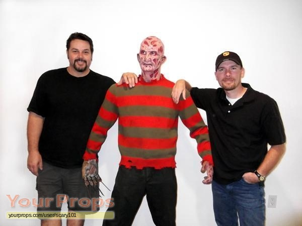 A Nightmare On Elm Street 5 The Dream Child Life Size Freddy Statue