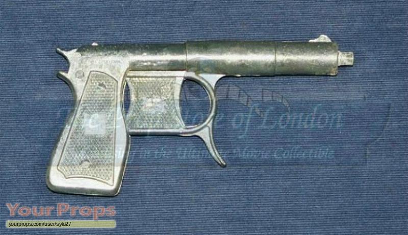 sixty six metal spud gun original prop weapon
