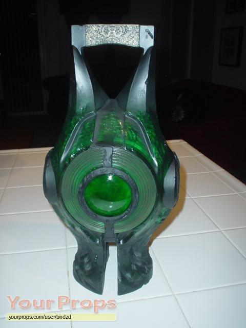 Green Lantern Power Ring Prop