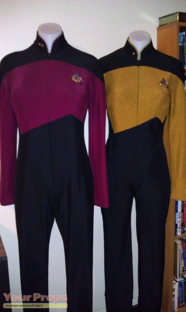 Star Trek Next Generation Command Jumpsuit for Ladies