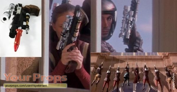 Star Wars The Phantom Menace Naboo S 5 Heavy Blaster