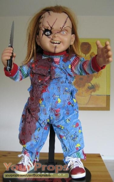 Seed Of Chucky Chucky 1 1 Life Size Doll Reproduction