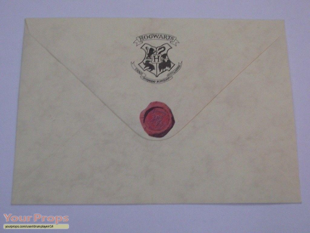 Harry Potter Invitation with beautiful invitations example