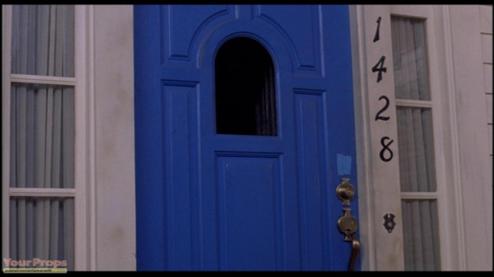 A Nightmare On Elm Street Nightmare On Elm Street 1984 Front Door