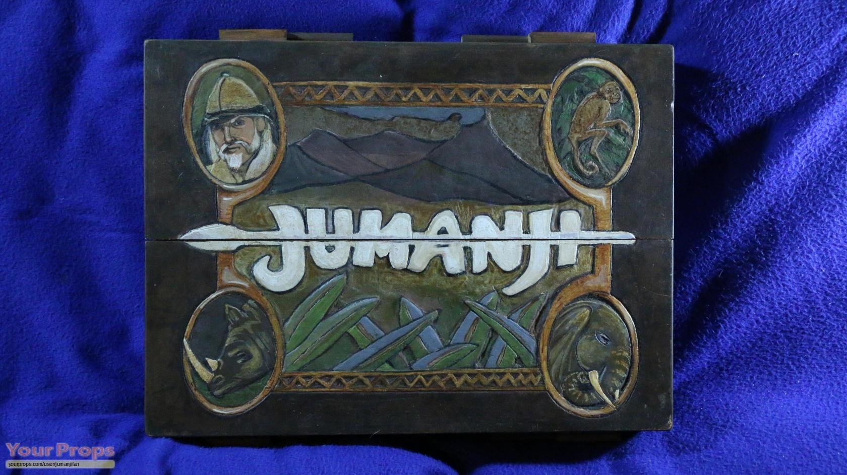 Jumanji Jumanji Game Board Replica replica movie prop