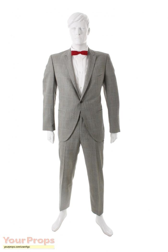 The Pee Wee Herman Show Pee Wee Herman S Grey Plaid Suit