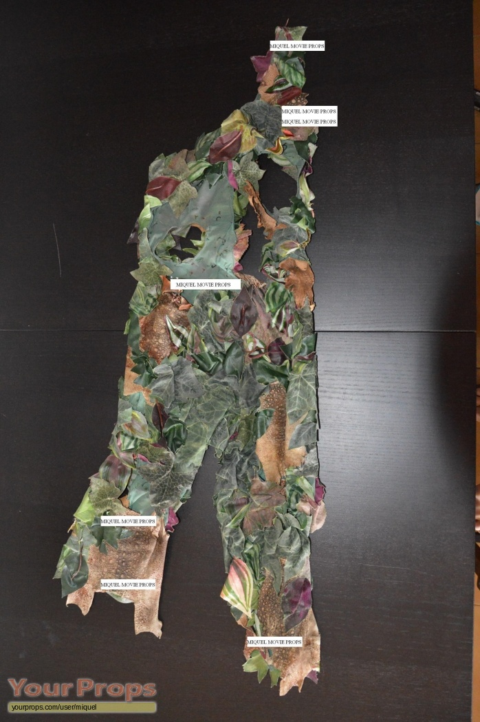 Peter Pan Suit Screen Used By Jeremy Sumpter Original