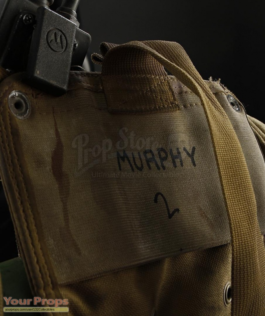 Lone Survivor Michael Murphy (Taylor Kitsch) Screen-Used Tactical