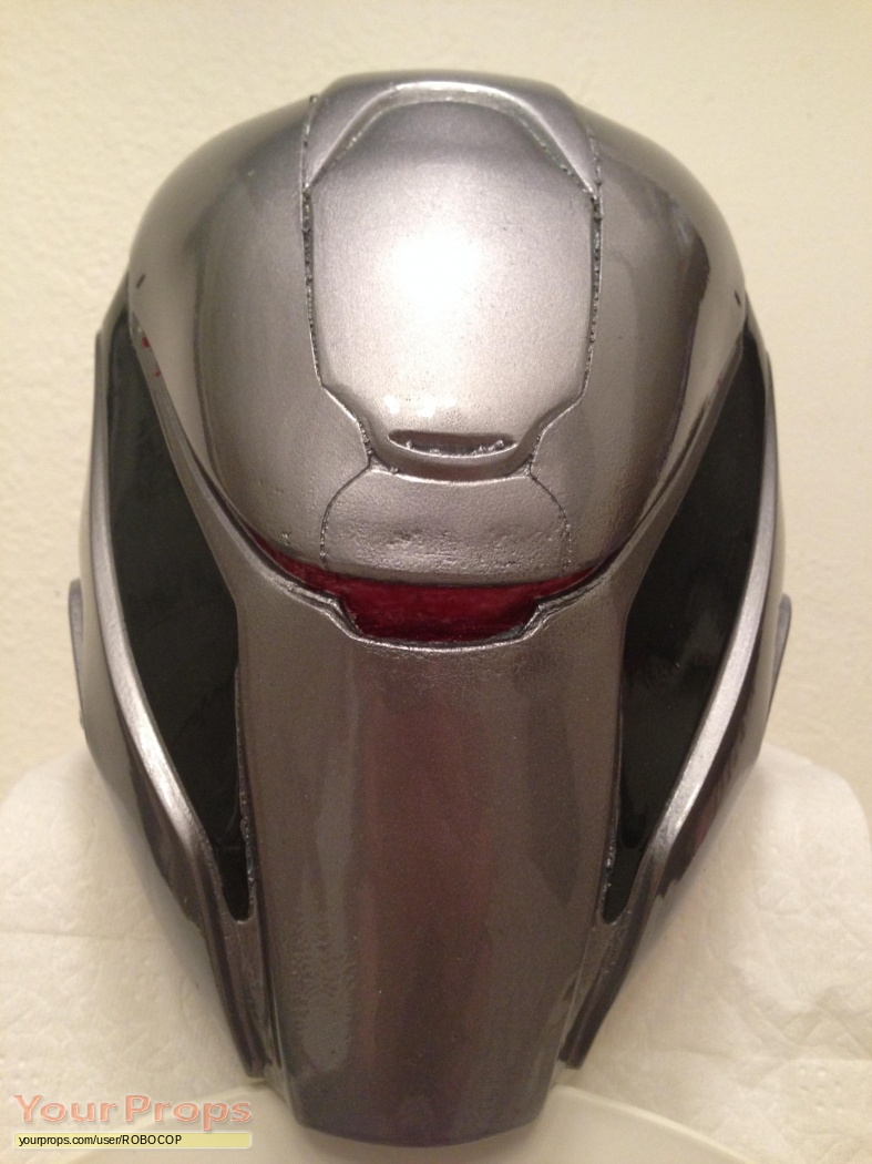 robocop em 208 droid head original movie costume