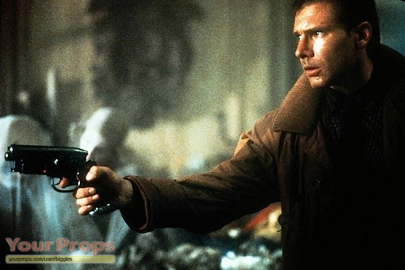 Blade Runner Original Production Used Deckard Blaster ... - photo#16