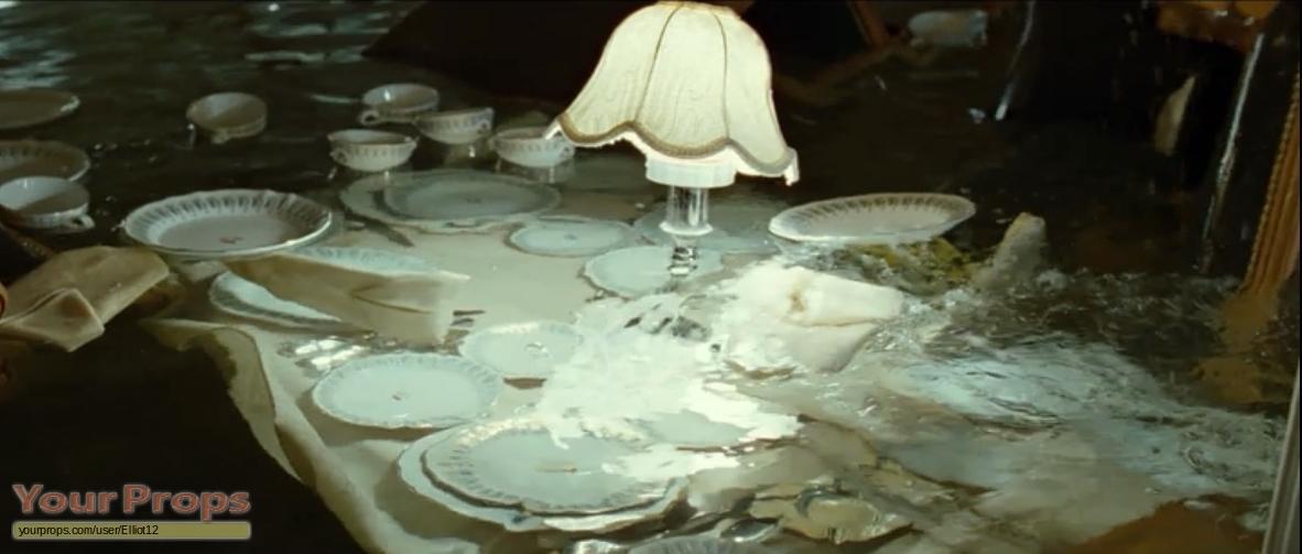 Titanic First Class Soup Bowl Original Movie Prop