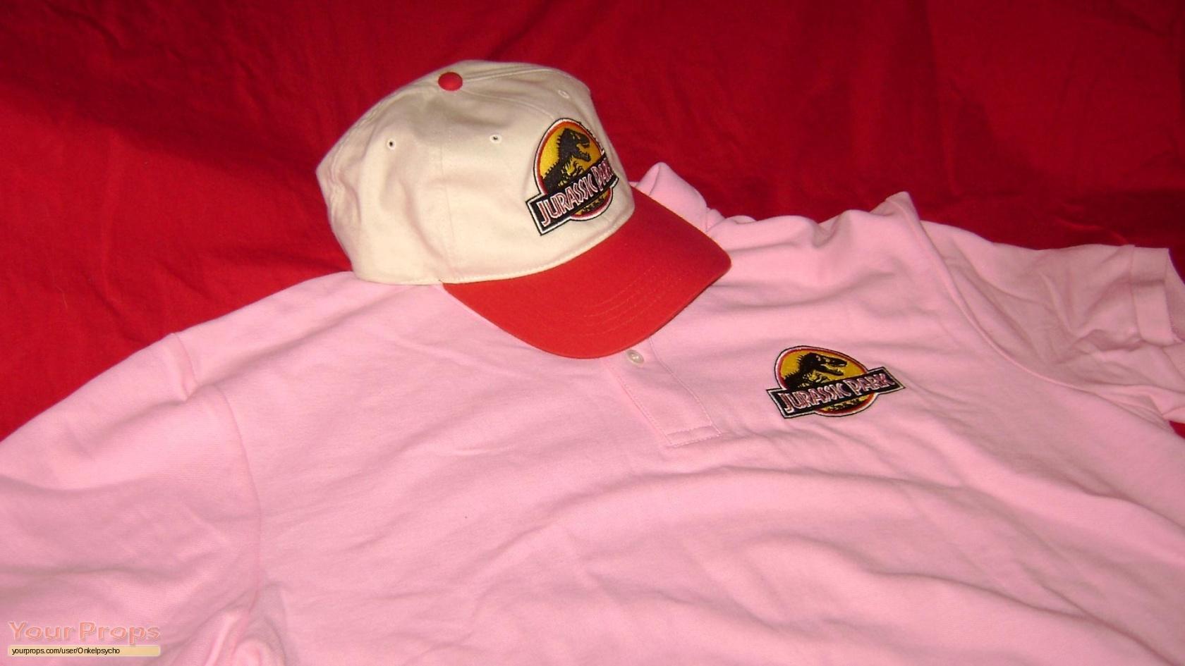 Jurassic Park Service   Employee Clothes replica movie costume e381ad54361f