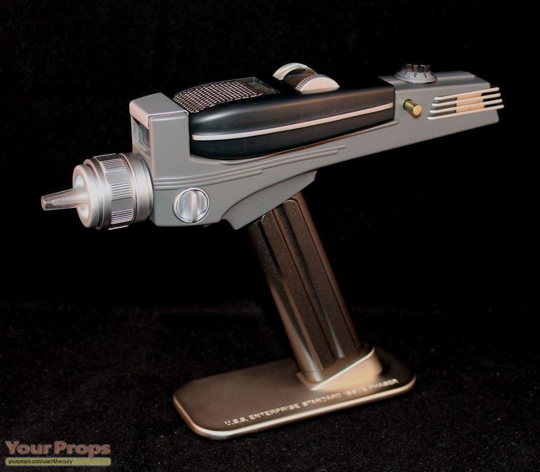 star trek the original series wand standard issue phaser. Black Bedroom Furniture Sets. Home Design Ideas