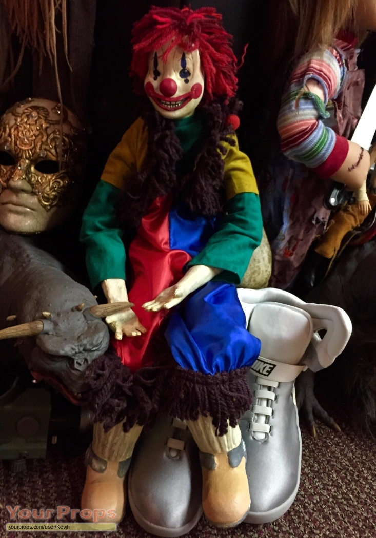 Poltergeist Poltergeist Clown Original Movie Prop