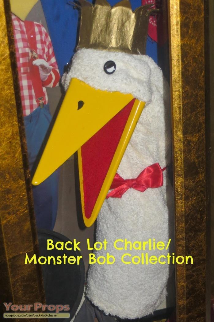 Garfield Goose And Friends Tv Series Garfield Goose Wgn Tv Prop Puppet Replica Made From Scratch