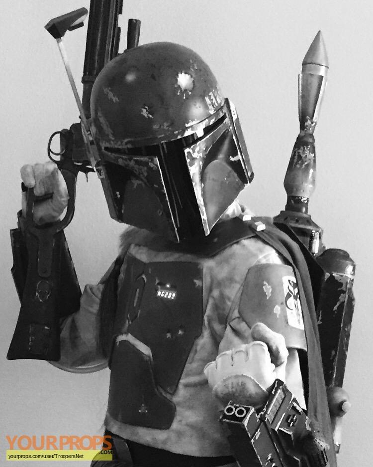 Star Wars: ANH, ESB & ROTJ (Classic Trilogy) Boba Fett ...