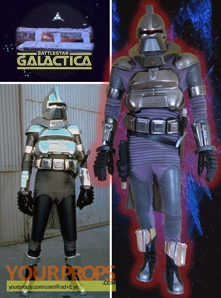 Battlestar Galactica Cylon Centurion Costume Replica Tv