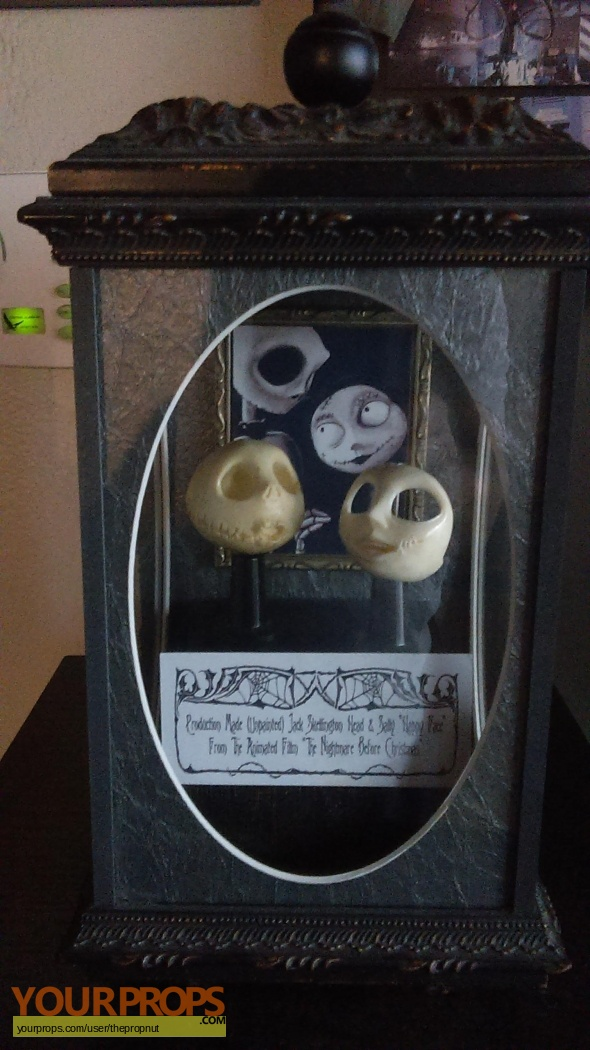 the nightmare before christmas production made jack