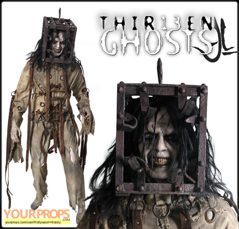 13 Ghosts Head cage Jackal