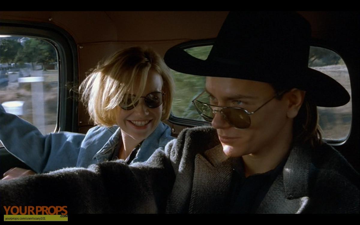 The Thing called Love River Phoenix's sunglasses original