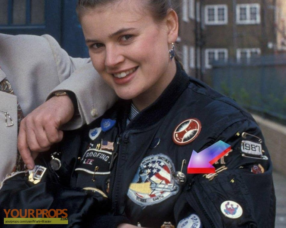 2d5db73d1 Doctor Who Ace's (Sophie Aldred) Earring from Dr. Who original TV ...