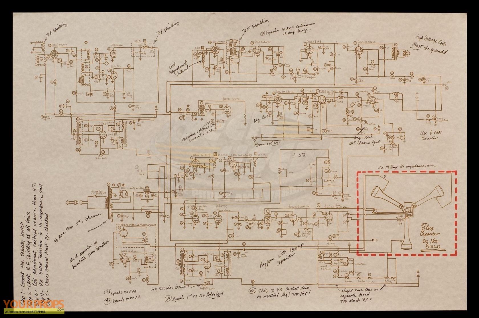 Schematic Diagram Original