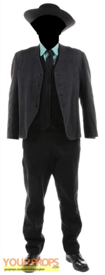 """Randy Quaid Lesure Suit: Kingpin Randy Quaid """"Ishmael"""" Amish Suit Original Movie"""