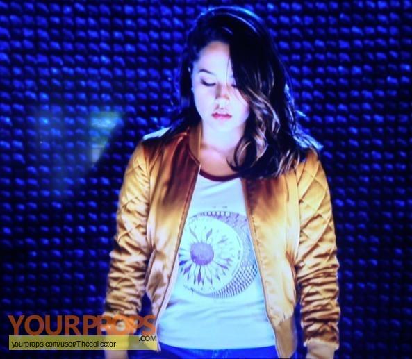 Power rangers trini kwan 39 s jacket original movie prop - Becky g trini ...