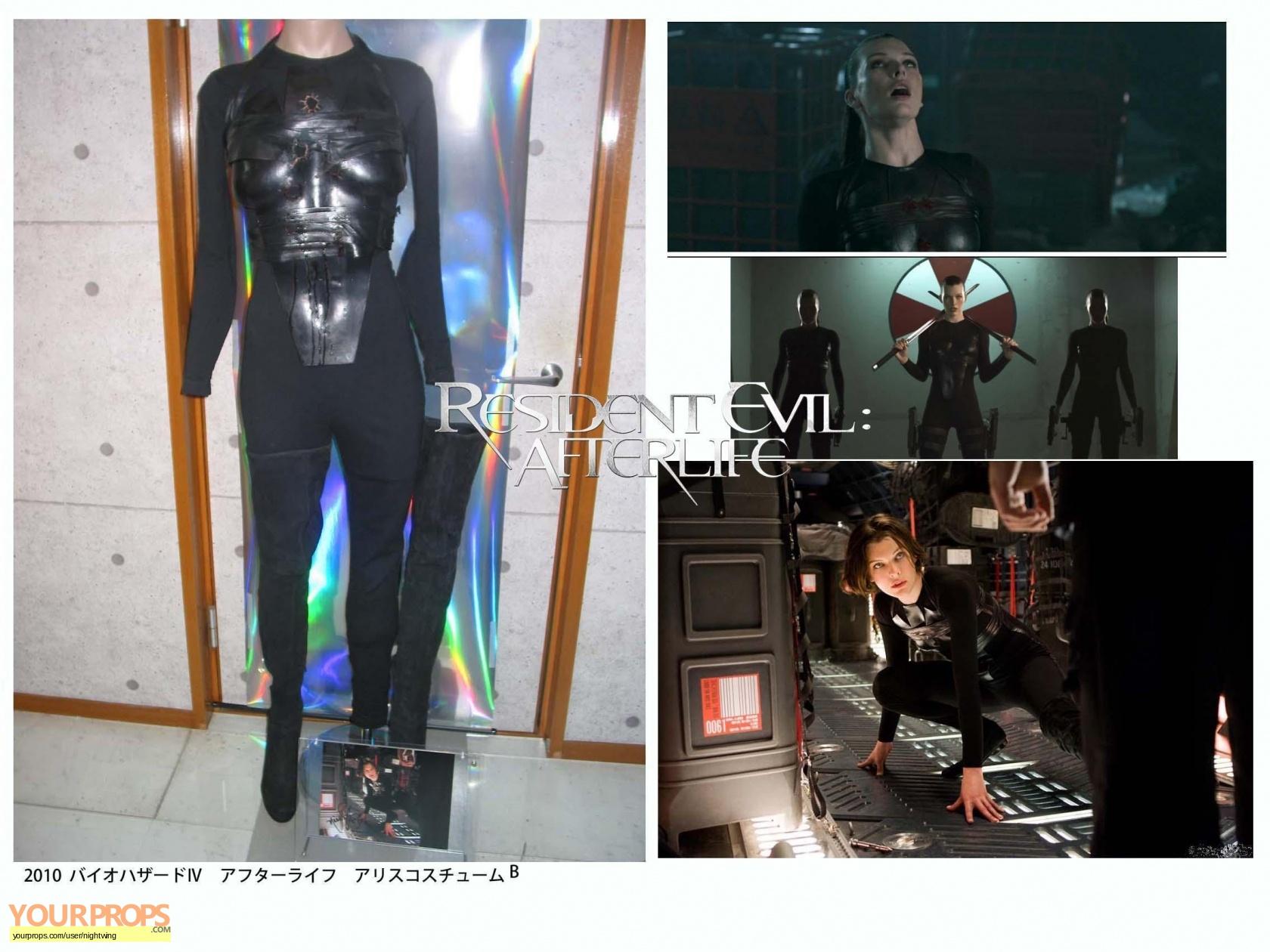 Resident Evil Afterlife Resident Evil4 Afterlife Alice Opening