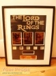 Lord of The Rings  The Fellowship of the Ring swatch   fragment movie costume