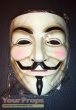 V for Vendetta replica movie costume