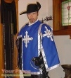 The Three Musketeers replica movie costume