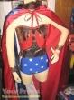 Wonder Woman replica movie costume