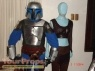 Star Wars  Attack Of The Clones replica movie costume