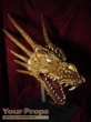 Godzilla vs  King Ghidorah replica model   miniature