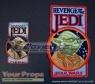 Star Wars  Return Of The Jedi original production material