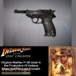 Indiana Jones And The Last Crusade original movie prop weapon