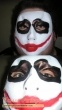 The Dark Knight replica movie prop