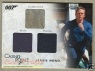 James Bond  Casino Royale swatch   fragment movie costume