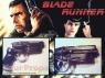 Blade Runner replica movie prop weapon