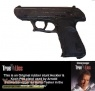 True Lies original movie prop weapon