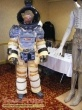 Alien replica movie costume