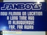 Fanboys original film-crew items