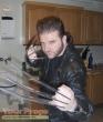 X-Men Origins  Wolverine swatch   fragment movie prop weapon
