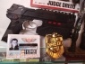 Judge Dredd replica movie prop weapon