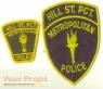 Hill Street Blues replica movie prop